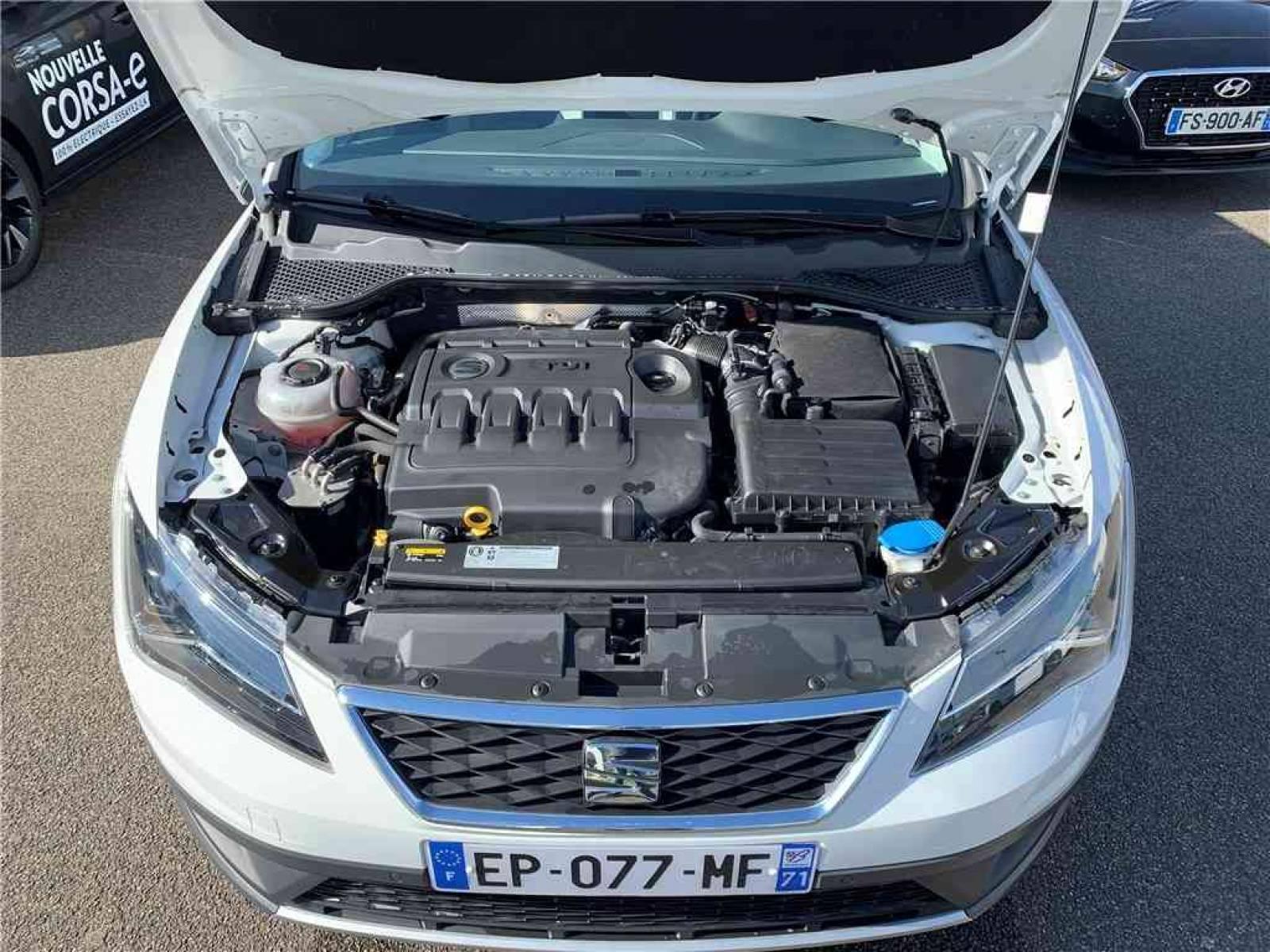 SEAT Leon X-Perience 2.0 TDI S/S 150 ch 4Drive - véhicule d'occasion - Groupe Guillet - Opel Magicauto - Montceau-les-Mines - 71300 - Montceau-les-Mines - 50