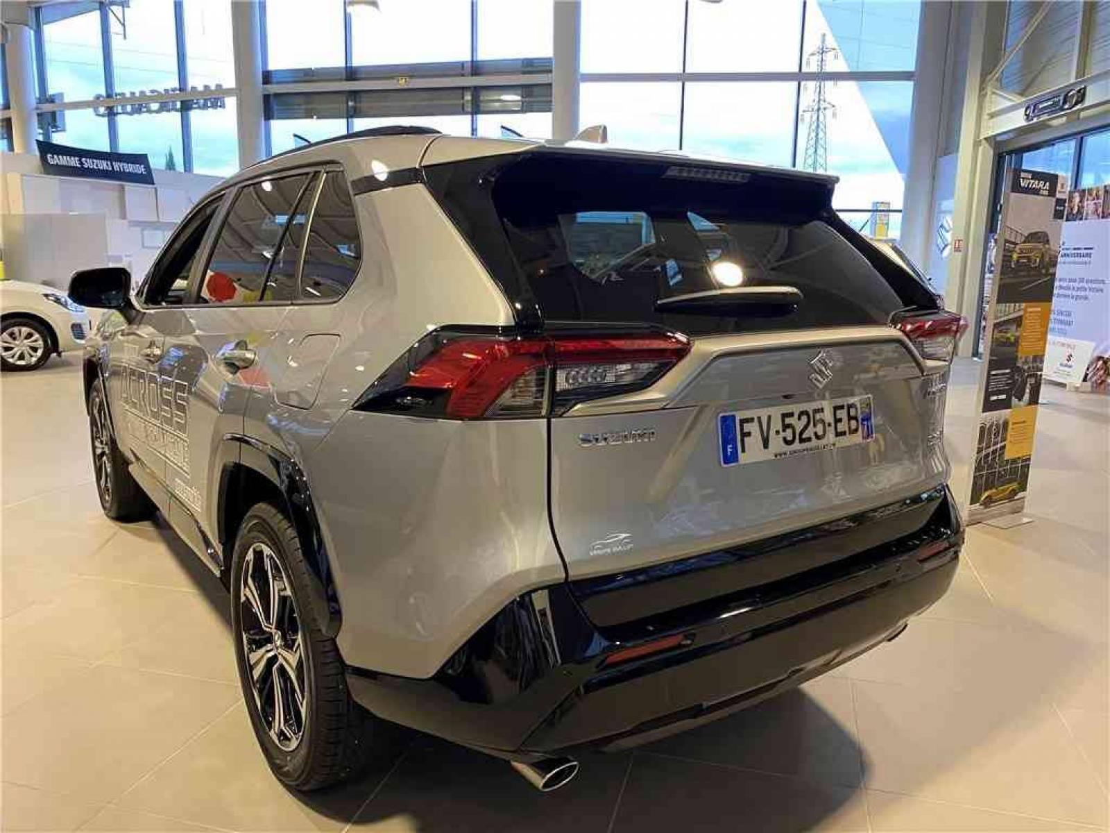 SUZUKI Across 2.5 Hybride Rechargeable - véhicule d'occasion - Groupe Guillet - Hall de l'automobile - Chalon sur Saône - 71380 - Saint-Marcel - 45