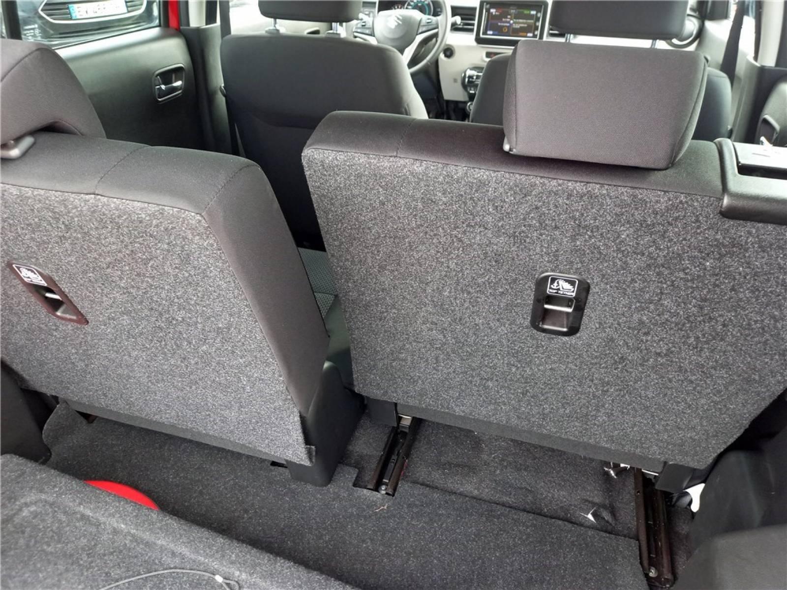 SUZUKI Ignis 1.2 Dualjet Auto (AGS) - véhicule d'occasion - Groupe Guillet - Opel Magicauto - Chalon-sur-Saône - 71380 - Saint-Marcel - 11