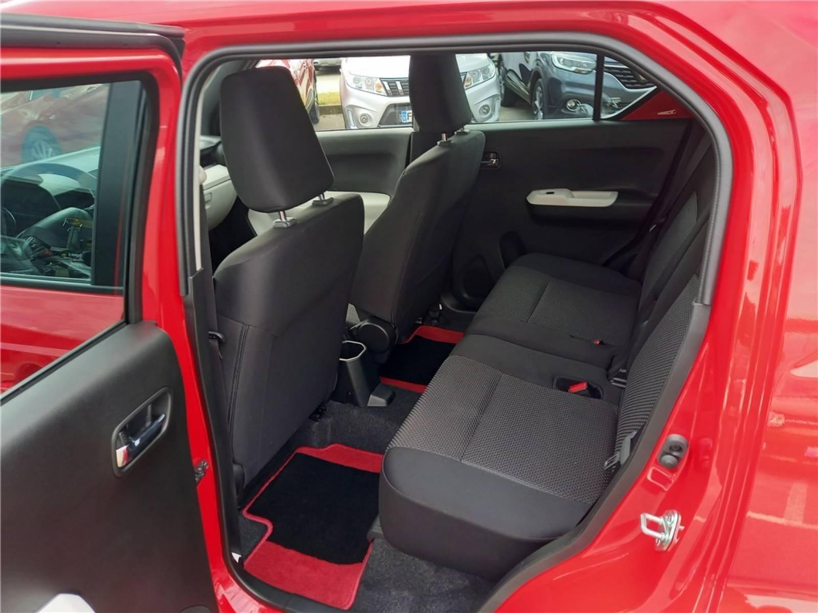 SUZUKI Ignis 1.2 Dualjet Auto (AGS) - véhicule d'occasion - Groupe Guillet - Opel Magicauto - Chalon-sur-Saône - 71380 - Saint-Marcel - 13