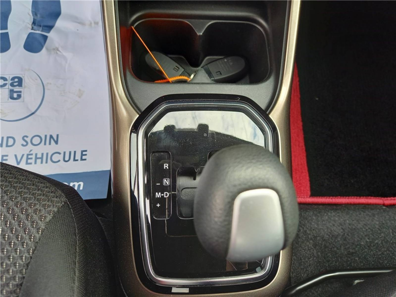 SUZUKI Ignis 1.2 Dualjet Auto (AGS) - véhicule d'occasion - Groupe Guillet - Opel Magicauto - Chalon-sur-Saône - 71380 - Saint-Marcel - 33