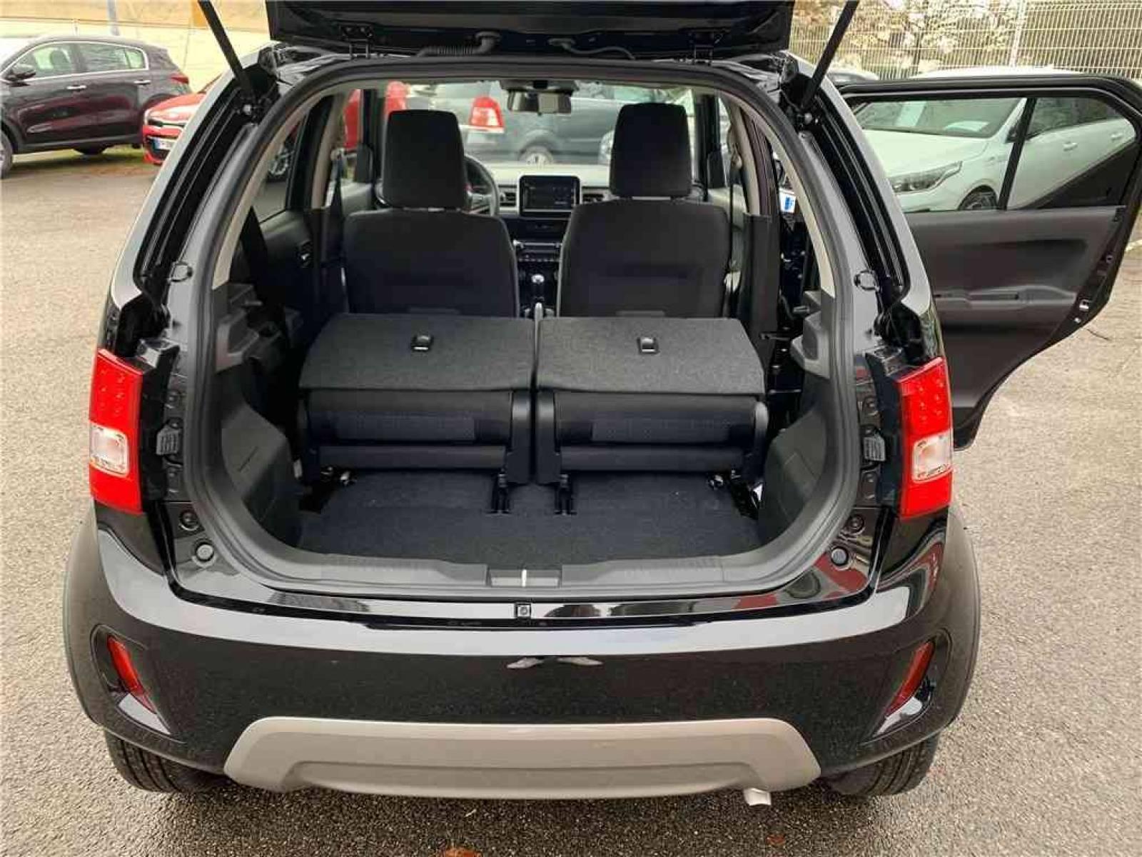 SUZUKI Ignis 1.2 Dualjet Hybrid - véhicule d'occasion - Groupe Guillet - Hall de l'automobile - Chalon sur Saône - 71380 - Saint-Marcel - 8