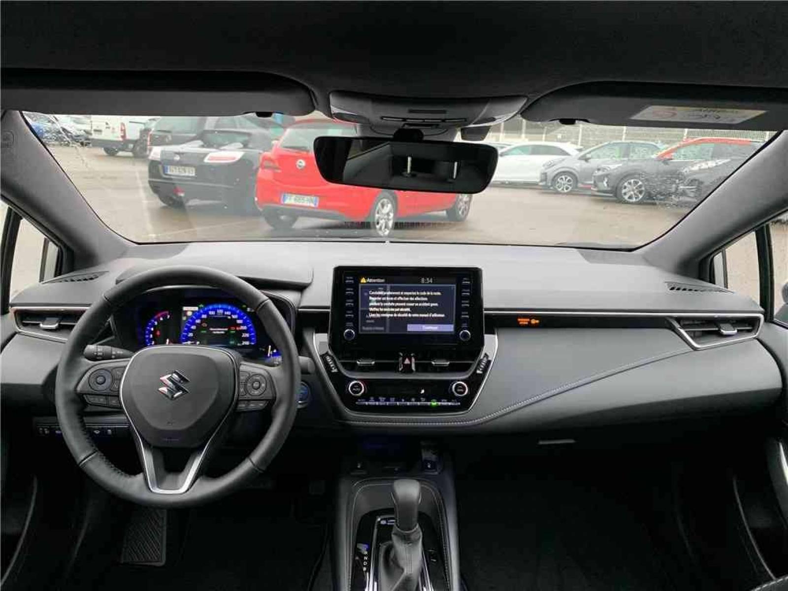 SUZUKI Swace 1.8 Hybrid - véhicule d'occasion - Groupe Guillet - Hall de l'automobile - Montceau les Mines - 71300 - Montceau-les-Mines - 18