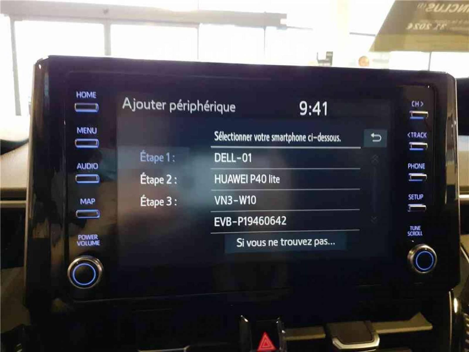 SUZUKI Swace 1.8 Hybrid - véhicule d'occasion - Groupe Guillet - Hall de l'automobile - Chalon sur Saône - 71380 - Saint-Marcel - 41