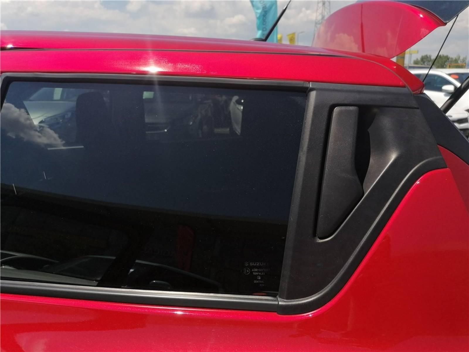 SUZUKI Swift 1.2 Dualjet Hybrid SHVS - véhicule d'occasion - Groupe Guillet - Hall de l'automobile - Chalon sur Saône - 71380 - Saint-Marcel - 18