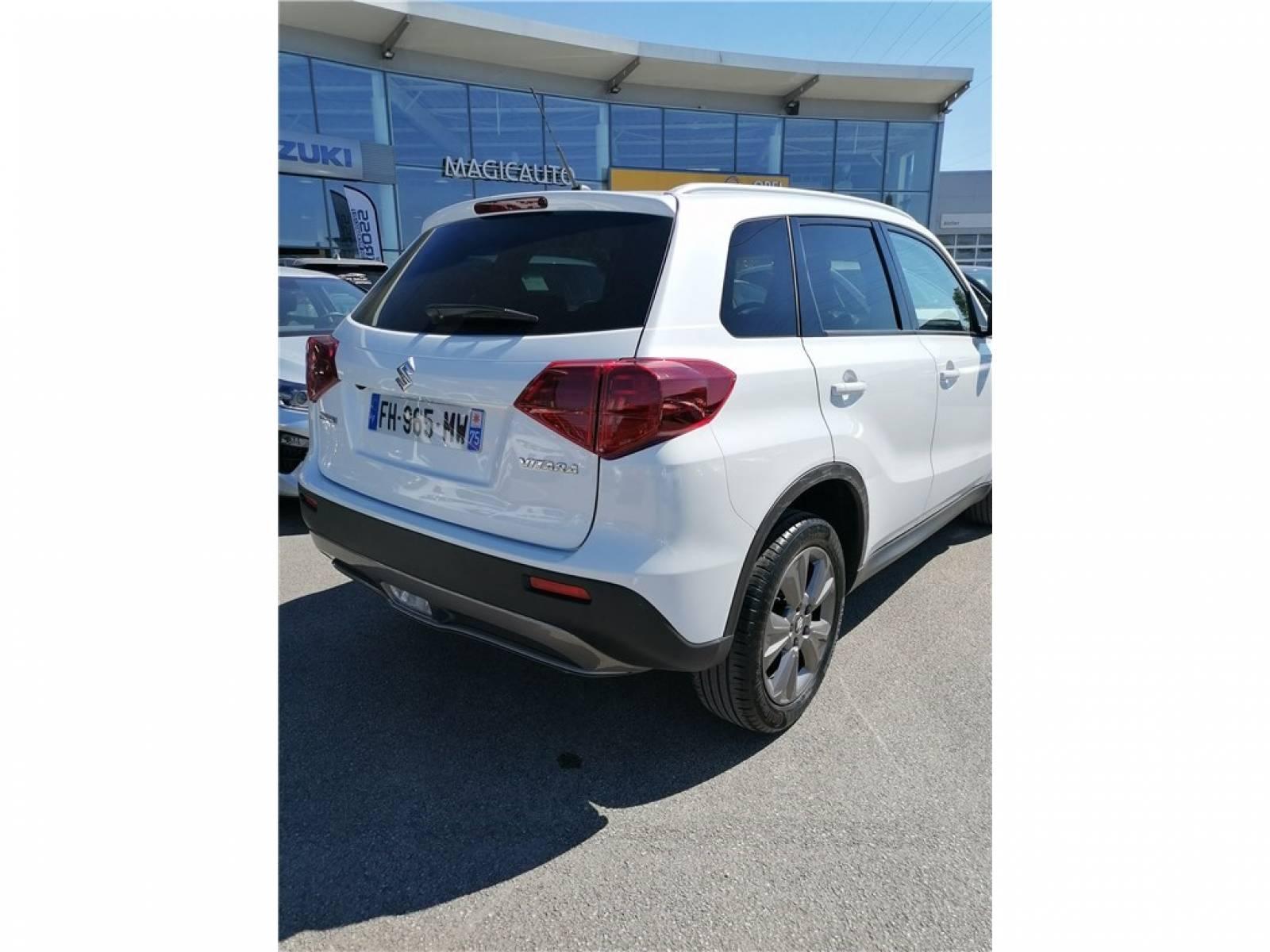 SUZUKI Vitara 1.0 Boosterjet - véhicule d'occasion - Groupe Guillet - Opel Magicauto - Chalon-sur-Saône - 71380 - Saint-Marcel - 41