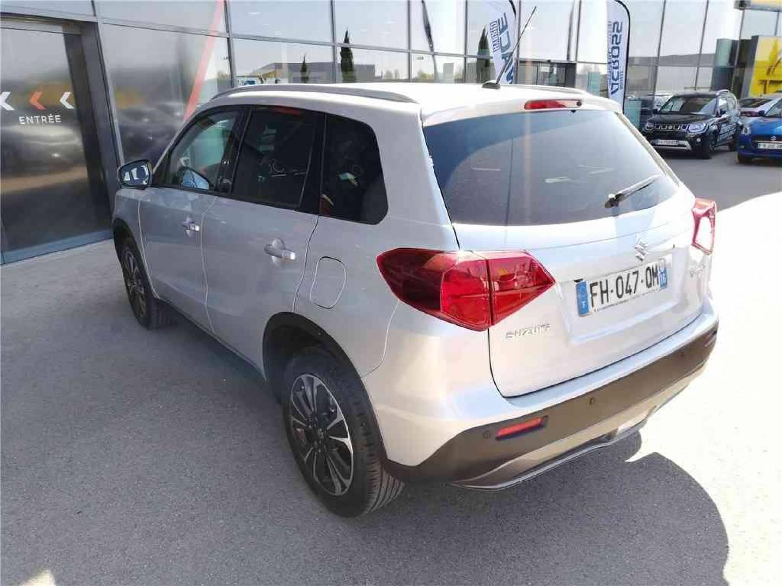 SUZUKI Vitara 1.0 Boosterjet - véhicule d'occasion - Groupe Guillet - Opel Magicauto - Chalon-sur-Saône - 71380 - Saint-Marcel - 2