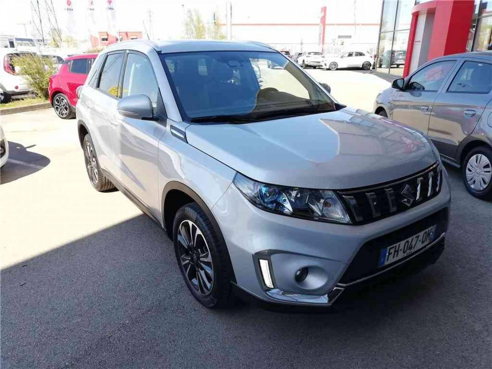 SUZUKI Vitara 1.0 Boosterjet - véhicule d'occasion - Groupe Guillet - Opel Magicauto - Chalon-sur-Saône - 71380 - Saint-Marcel - 35