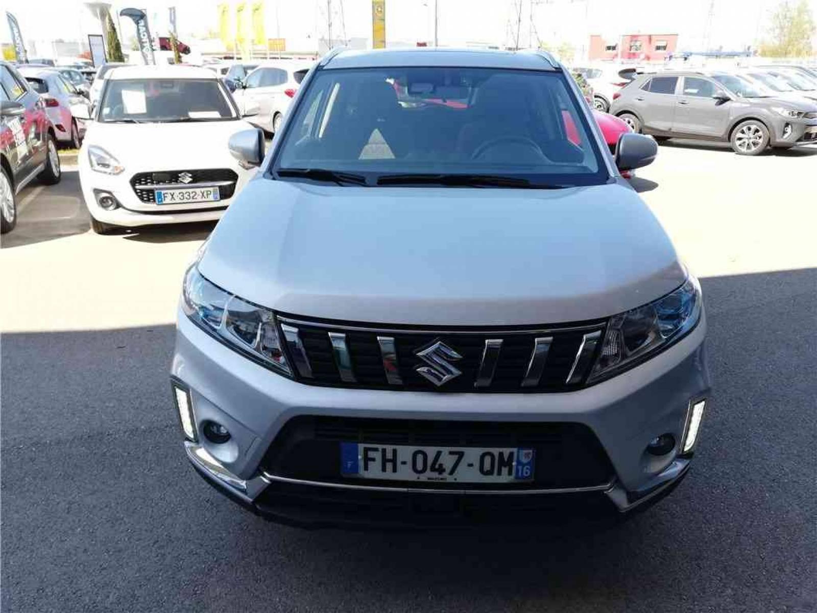 SUZUKI Vitara 1.0 Boosterjet - véhicule d'occasion - Groupe Guillet - Opel Magicauto - Chalon-sur-Saône - 71380 - Saint-Marcel - 36