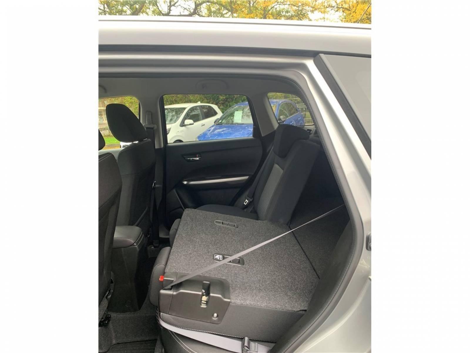SUZUKI Vitara 1.4 Boosterjet Allgrip Hybrid - véhicule d'occasion - Groupe Guillet - Hall de l'automobile - Montceau les Mines - 71300 - Montceau-les-Mines - 20