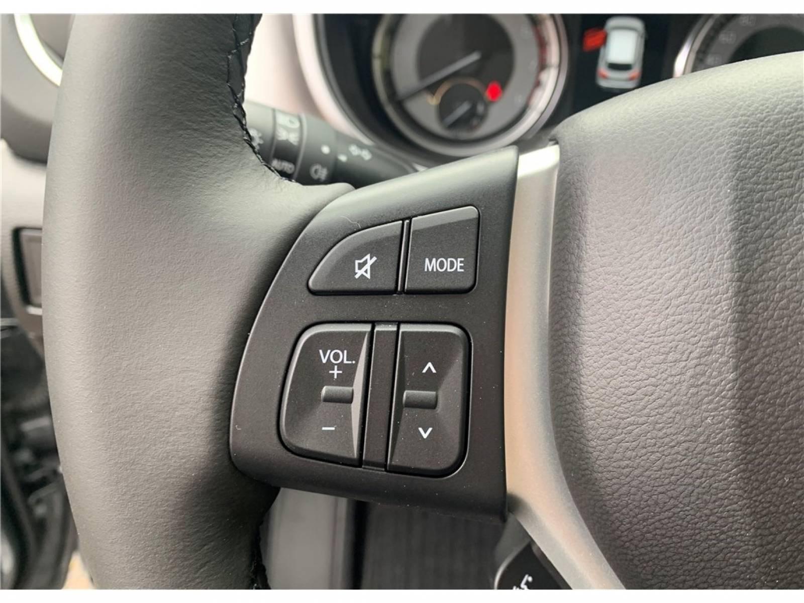 SUZUKI Vitara 1.4 Boosterjet Allgrip Hybrid - véhicule d'occasion - Groupe Guillet - Hall de l'automobile - Montceau les Mines - 71300 - Montceau-les-Mines - 34