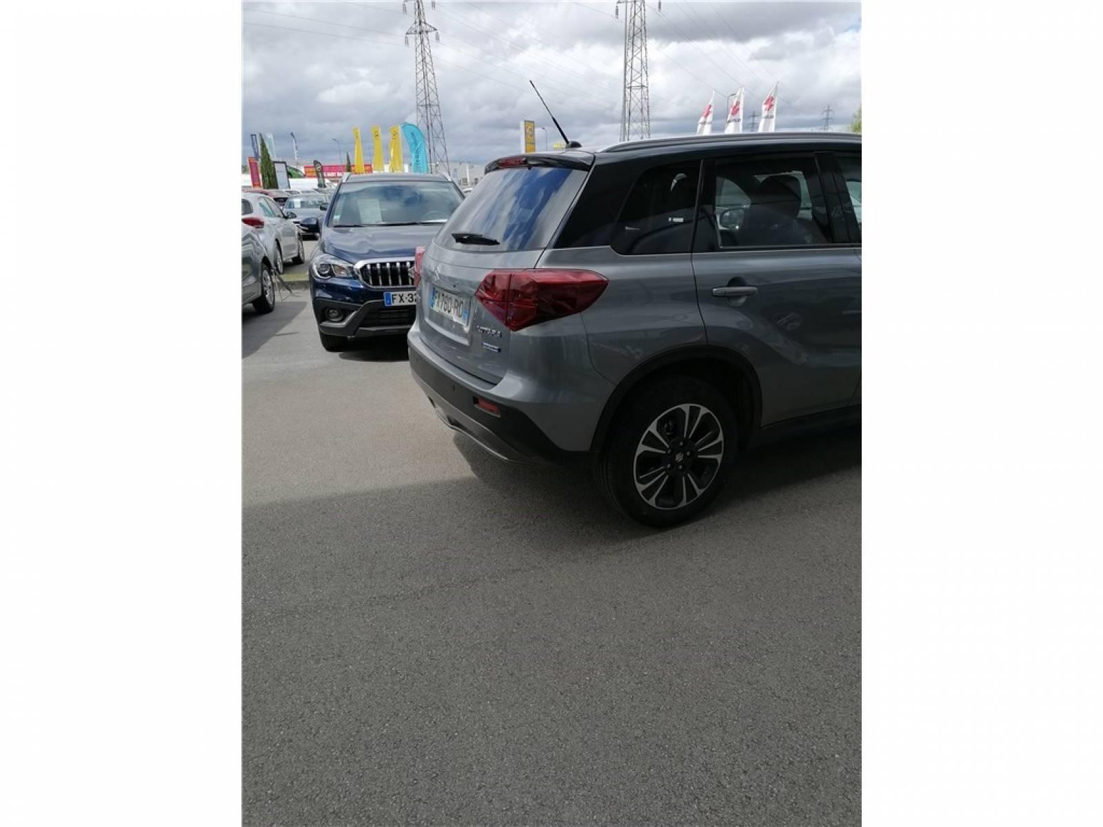 SUZUKI Vitara 1.4 Boosterjet Hybrid Auto - véhicule d'occasion - Groupe Guillet - Hall de l'automobile - Chalon sur Saône - 71380 - Saint-Marcel - 16