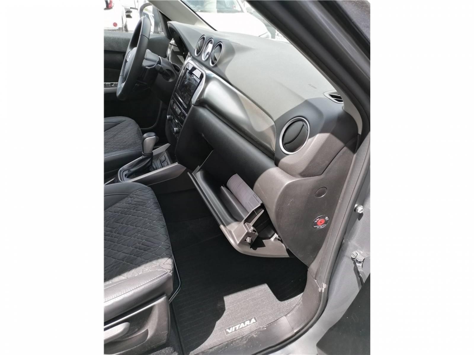 SUZUKI Vitara 1.4 Boosterjet Hybrid Auto - véhicule d'occasion - Groupe Guillet - Hall de l'automobile - Chalon sur Saône - 71380 - Saint-Marcel - 46