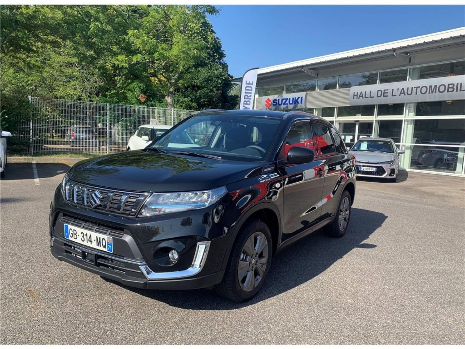 SUZUKI Vitara 1.4 Boosterjet Hybrid - véhicule d'occasion - Groupe Guillet - Hall de l'automobile - Montceau les Mines - 71300 - Montceau-les-Mines - 1